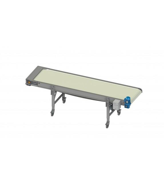 Table de tri manuelle 4 m