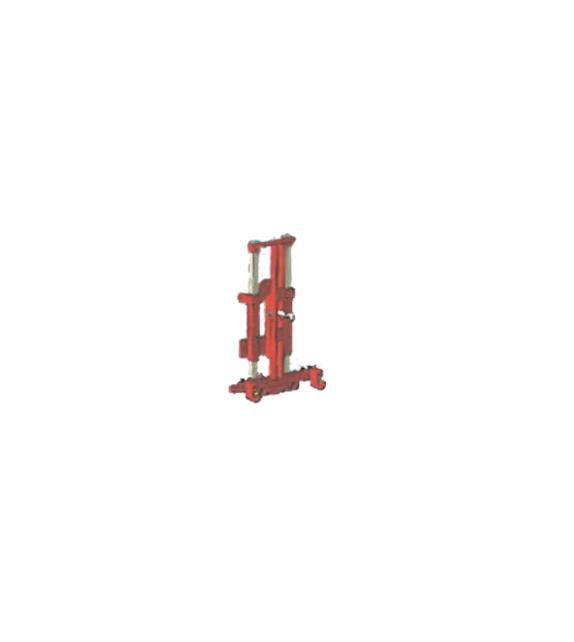 Porte outils à colonnes Frontal