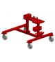 Chariot de dépose outils interceps