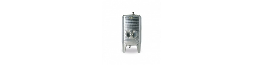 Cuves inox rectangulaire